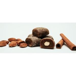 SUNFILL, 100% натуральні цукерки фінікових іриски, 100 г
