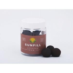 SUNFILL, 100% натуральні цукерки з кедрових горіхів, 160 г