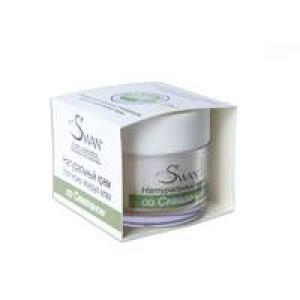 SWAN, Натуральный крем для кожи вокруг глаз со Скваланом (увлажнение и разглаживание), 25мл