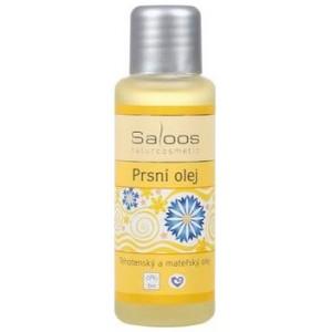 Saloos, Массажное масло для массажа груди, 50 мл