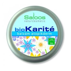 Saloos, Біо-бальзам Атопікодерм для сухої шкіри, 19 мл