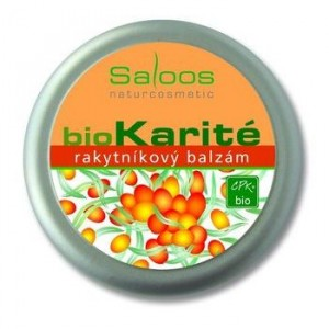 Saloos, Био-бальзам Облепиха, 19 мл