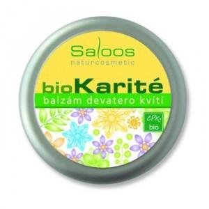 Saloos, Био-бальзам Девять цветов Расслабление мышц, 19 мл