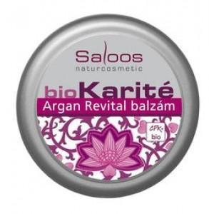 Saloos, Біо-бальзам Аргана, 19 мл