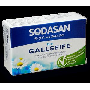 Sodasan, Organic Мыло Spot Remover для удаления пятен в холодной воде, 100 гр