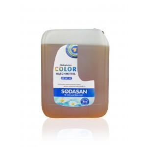 Sodasan, Organic Жидкое средство Color для стирки цветных и черных вещей, со смягчителем воды (от 30°), 5л