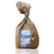 Sodasan, Органический порошок-концентрат стиральный Heavy Duty для сильных загрязнений, для белых и цветных вещей, со смягчителем воды и кислородным отбеливателем Содасан (40°-95°), 5 кг = 91 цикл стирки