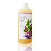 Sodasan, Органічне мило Lavender-Olive рідке, заспокійливе, з лавандовим і оливковою маслами Содасан, 1000 мол (без дозатора)