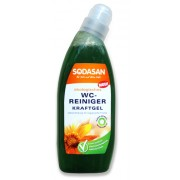Sodasan, Органический очищающий гель для туалета Содасан c хлорофиллом, 750 мл