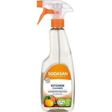 Sodasan, Органічне очищуючий засіб для кухні Содасан, 500 мл