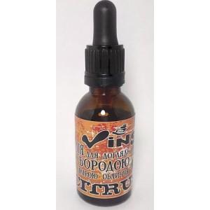 VINS, Натуральна олія для догляду за бородою і шкірою обличчя «CITRUS», 30мл