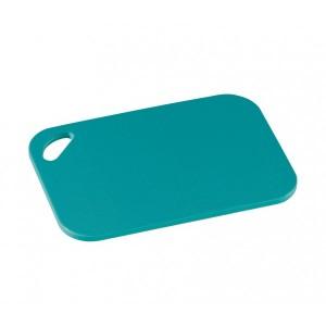 Zassenhaus, Разделочная доска из пищевого пластика высокой плотности, цвет БИРЮЗА, размер 29х20х1 см