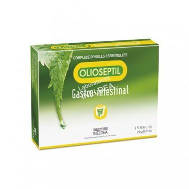 ОЛИОСЕПТИЛ, Гастро-пищеварительный / OLIOSEPTIL GASTRO-INTESTINAL, блистер 15 капсул