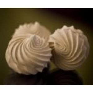 Солодка мрія, Натуральний зефір Крем-брюле, 500 г