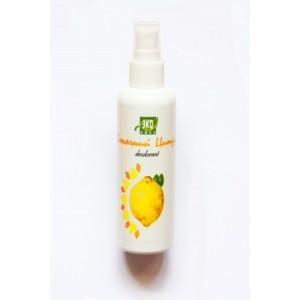 Еколюкс, Натуральний дезодорант-спрей Сонячний цитрус, 100 мл
