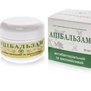АПИБАЛЬЗАМ Антибактериальный и Успокаивающий, 100% натуральный продукт, 30 мл