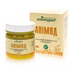 АПІМОД - медова суміш, 100% натуральний продукт, 245 г