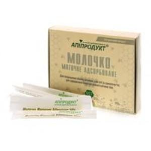 МАТОЧНОЕ МОЛОЧКО адсорбированное,100% натуральный продукт, 25 пакетиков по 1.5г