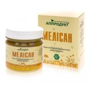 Мелісан - медова суміш, 100% натуральний продукт, 245 г