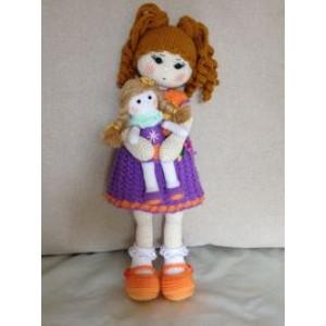 Лялька Мама з донькою
