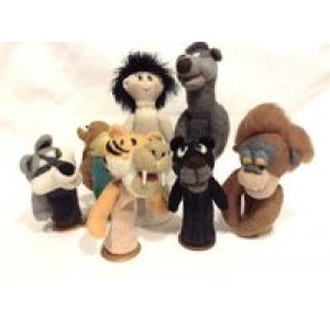 Набір «Мауглі», 7 персонажів