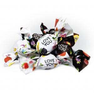 ФрукФетта, Справжня 100% натуральна Фруктова цукерка в шоколаді