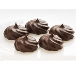 Солодка мрія,  Натуральный зефир в шоколаде на агар-агаре, 350 г (коробка)