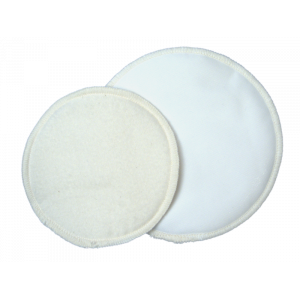 Disana, Прокладки для груди из хлопка и микрофибры