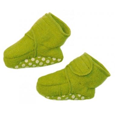 Disana, Тапочки для малыша из сваляной шерсти