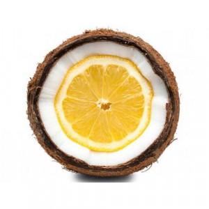 SWITAY, Живий шоколад Керобовая плитка з кокосовою начинкою та лимоном БЕЗ ЦУКРУ, 100г