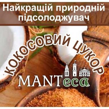 Manteca, Кокосовый сахар, 520г